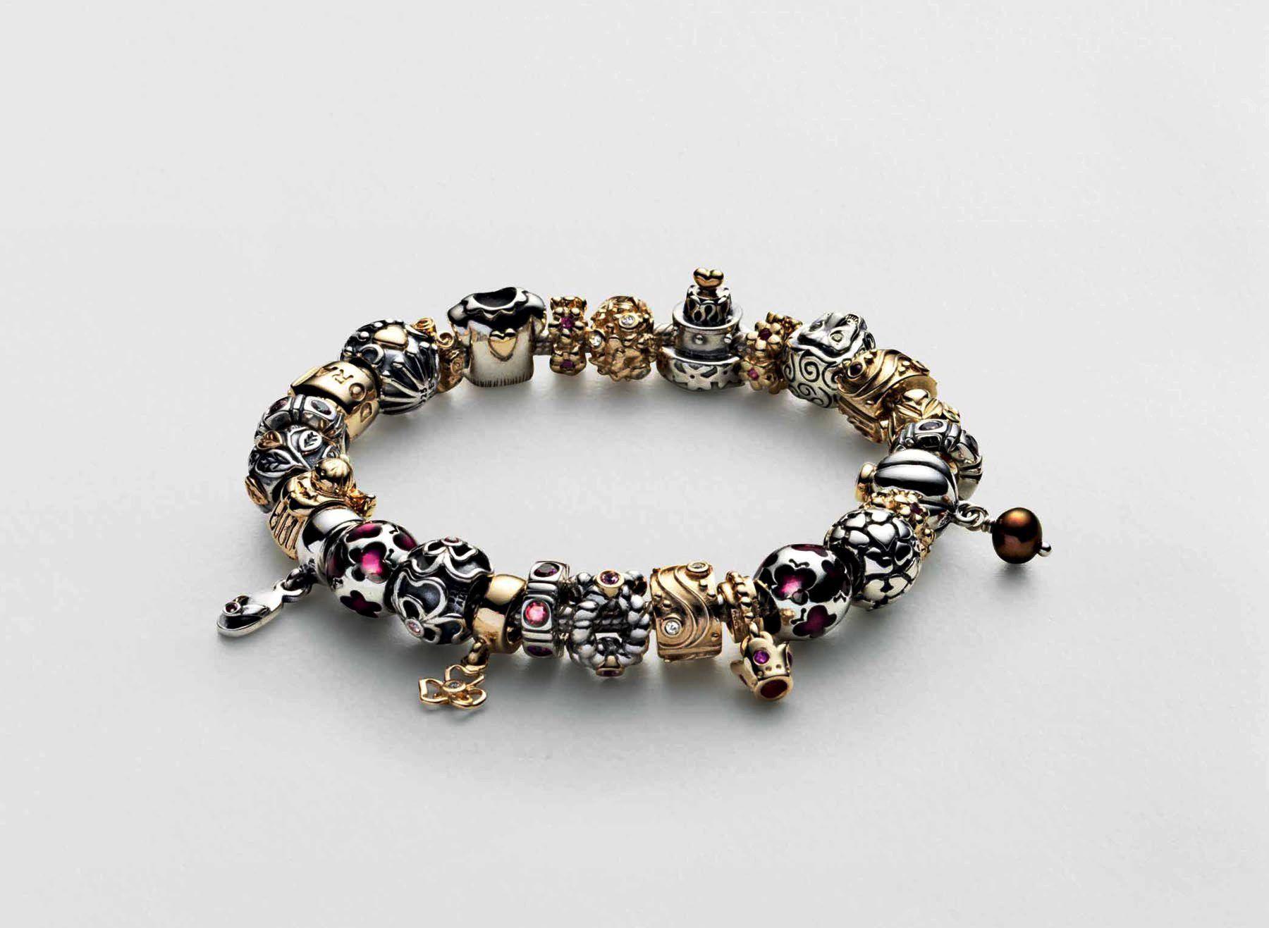 Pandora bracelets pandora launches mixandmatch customizable