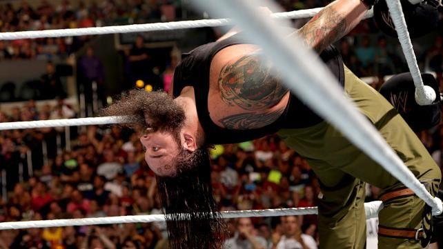WWE Summerslam 2014 - Chris Jericho vs Bray Wyatt