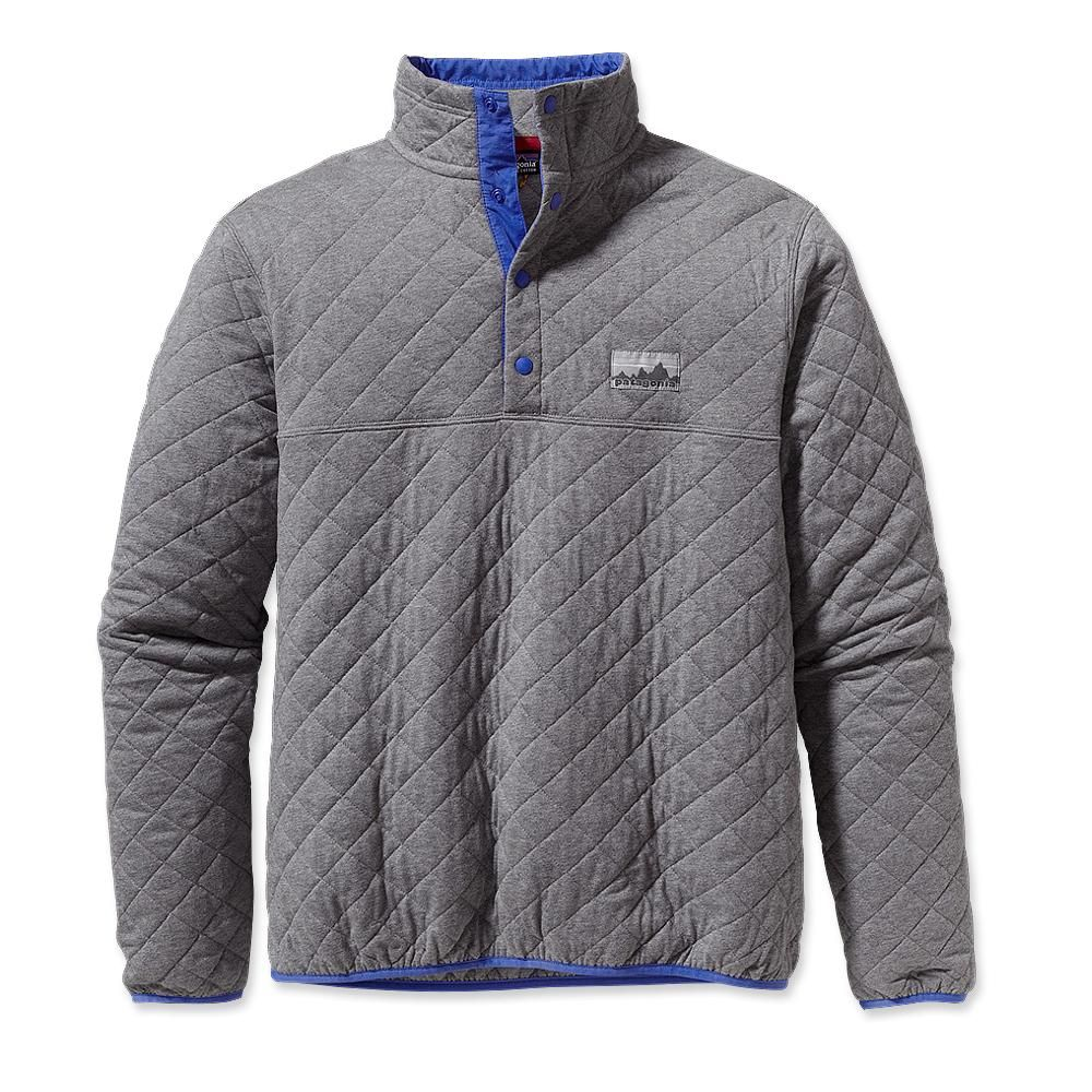Patagonia Diamond Quilt Snap T Pullover Pullover