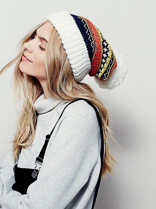 Black / Maroon hat