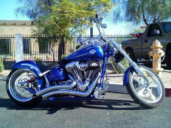 2009 Harley Davidson Custom Rocker C (With images ...