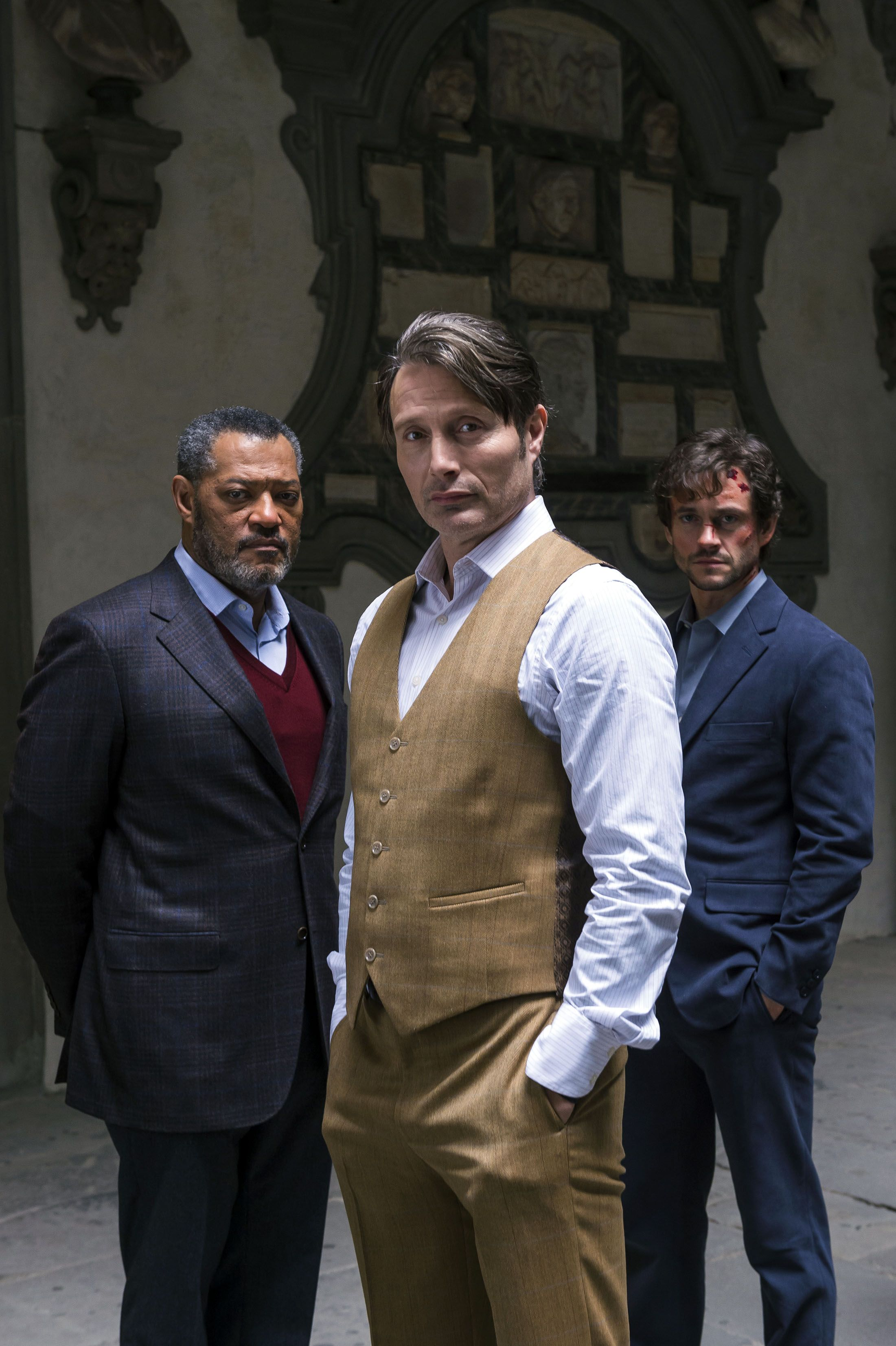 Hannibal – S3 Promotional Image (high quality) | Pazzi, Bellezza