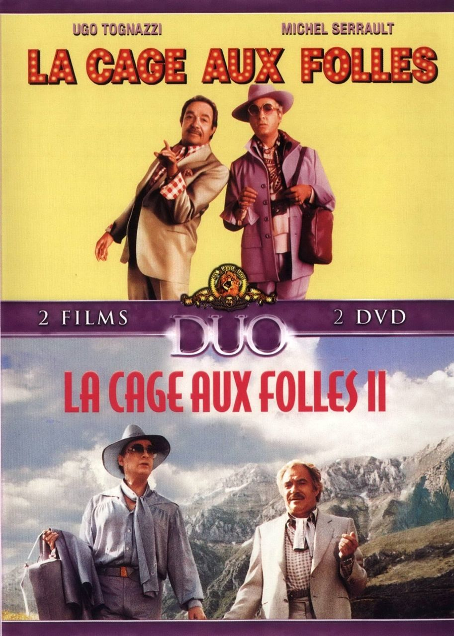 1978-1980 - La Cage aux Folles (The Mad Cage)