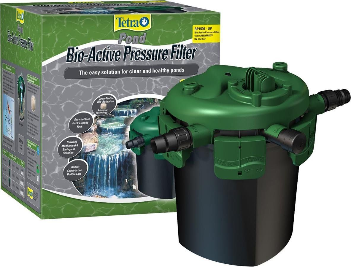 Garden Hose Water Pressure Booster Pump Pond Filters Fish Pond Permaculture Gardening
