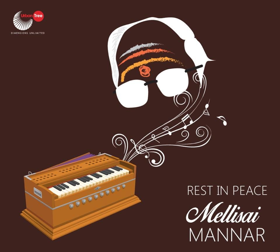 To the man synonymous with the Tamil cinema music industry and the evergreen songs composed, R.I.P. M.S. Viswanathan sir. You continue to live in our hearts forever and you are irreplaceable. You will always be our Mellisai Mannar!  Are you a fan of MSV? Tell us your favourite songs composed by him in the comments below and 'Like' & 'Share' this post too!  #RIPMSV #MSV #RIP