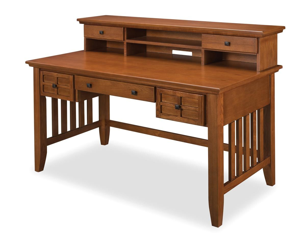 Different Types Of Desk In Today S Market Home Styles Executive Desk Oak Desk