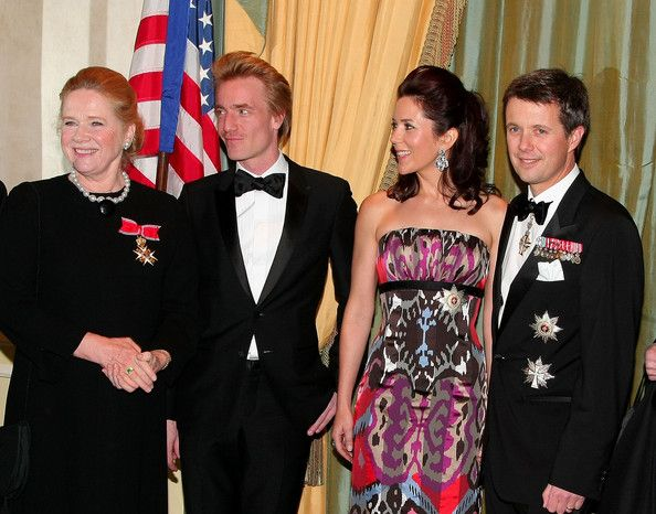 Princess Mary Photos Photos Danish Crown Royalty Attend The American Scandinavian Foundation Dinner Princess Mary Crown Princess Mary Royalty