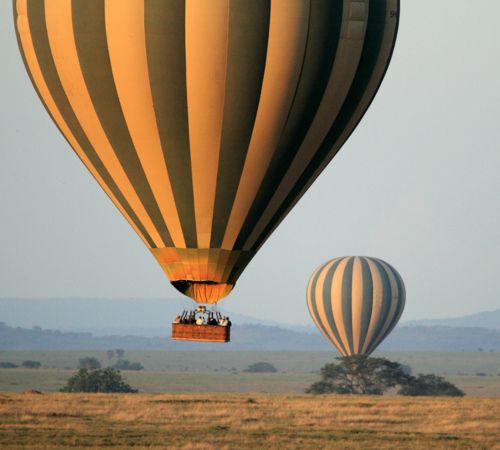 i wanna ride in a hot air balloon
