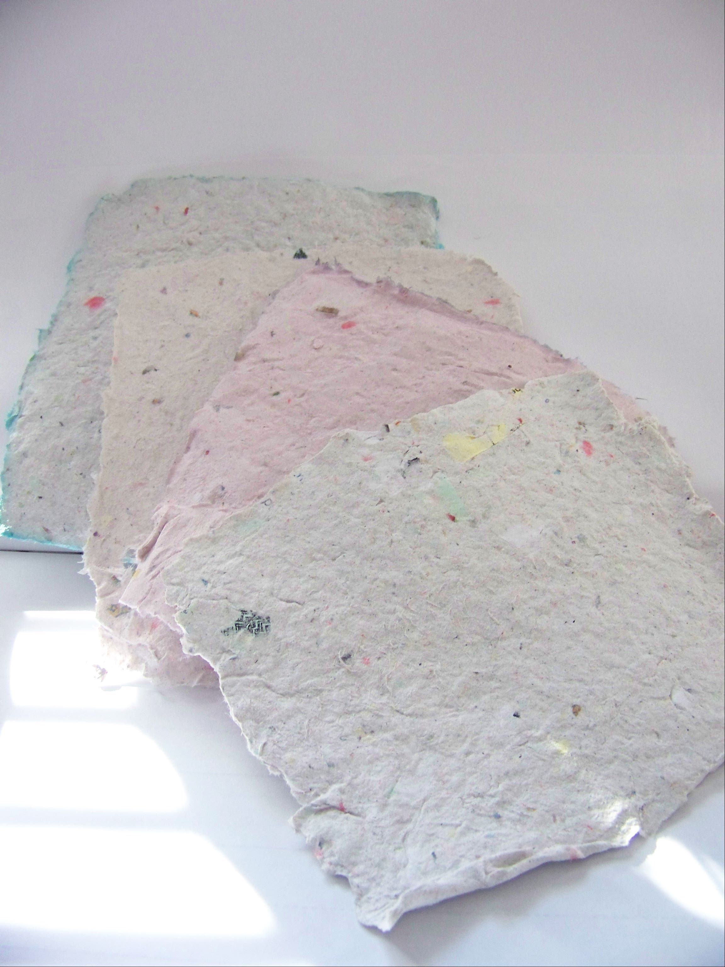 How Do You Make Homemade Watercolor Paper For Environmentally