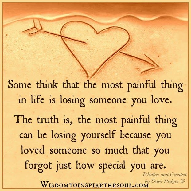 Losing A Loved One Quotes And Sayings Cool Some Think That The Most Painful Thing In Life Is Losing Someone