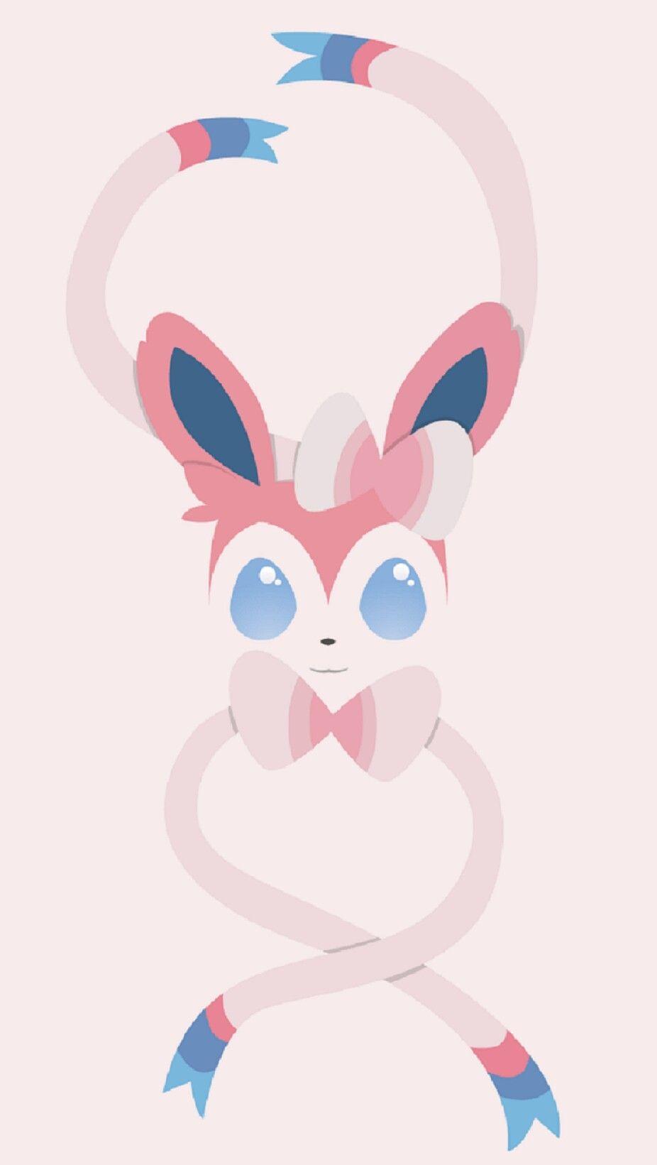 Sylveon _wallpaper Pokemon