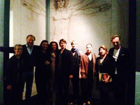 Di Vinci exhibition