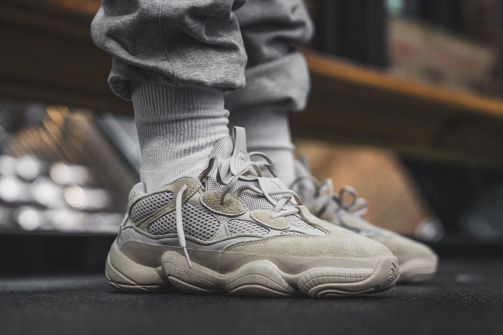 Adidas Yeezy 500 Blush To Release In April Eu Kicks Sneaker Magazine Sneakers Men Fashion Trending Sneakers Sneakers Fashion