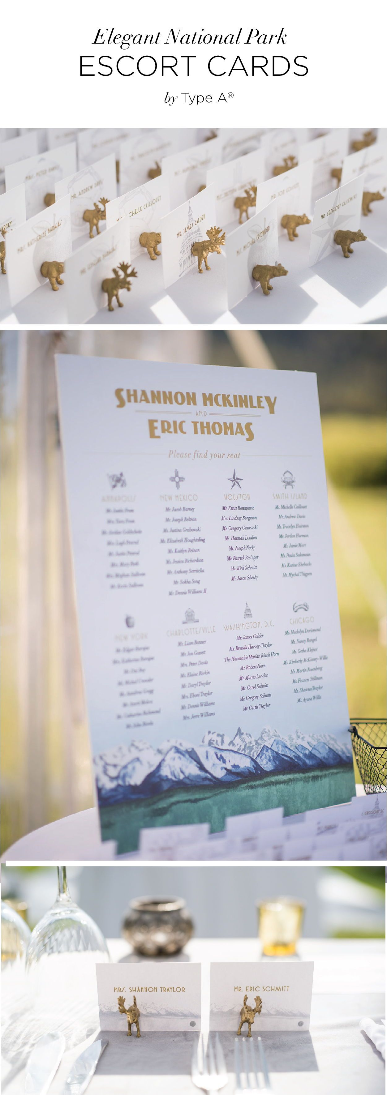 Shannon & Eric's National Park Wedding in 2019 | Wedding ...