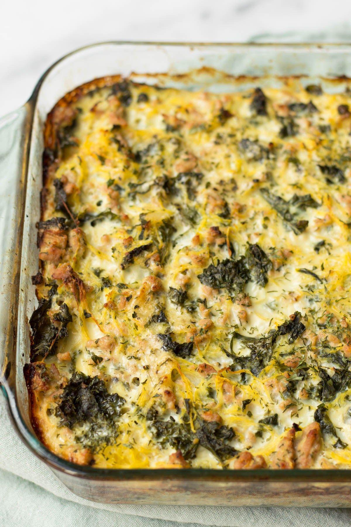 Turkey Kale Ranch Casserole Recipe Whole 30 Recipes