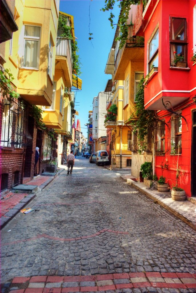 Istanbul Street View