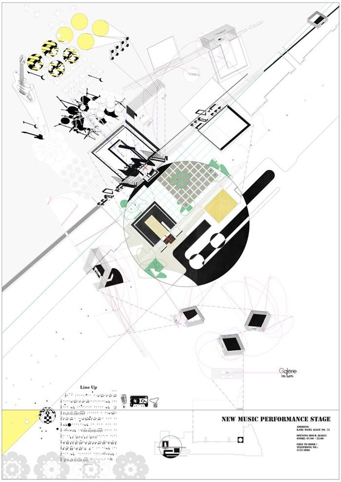 Architecture student shows 2012: The Bartlett School of Architecture