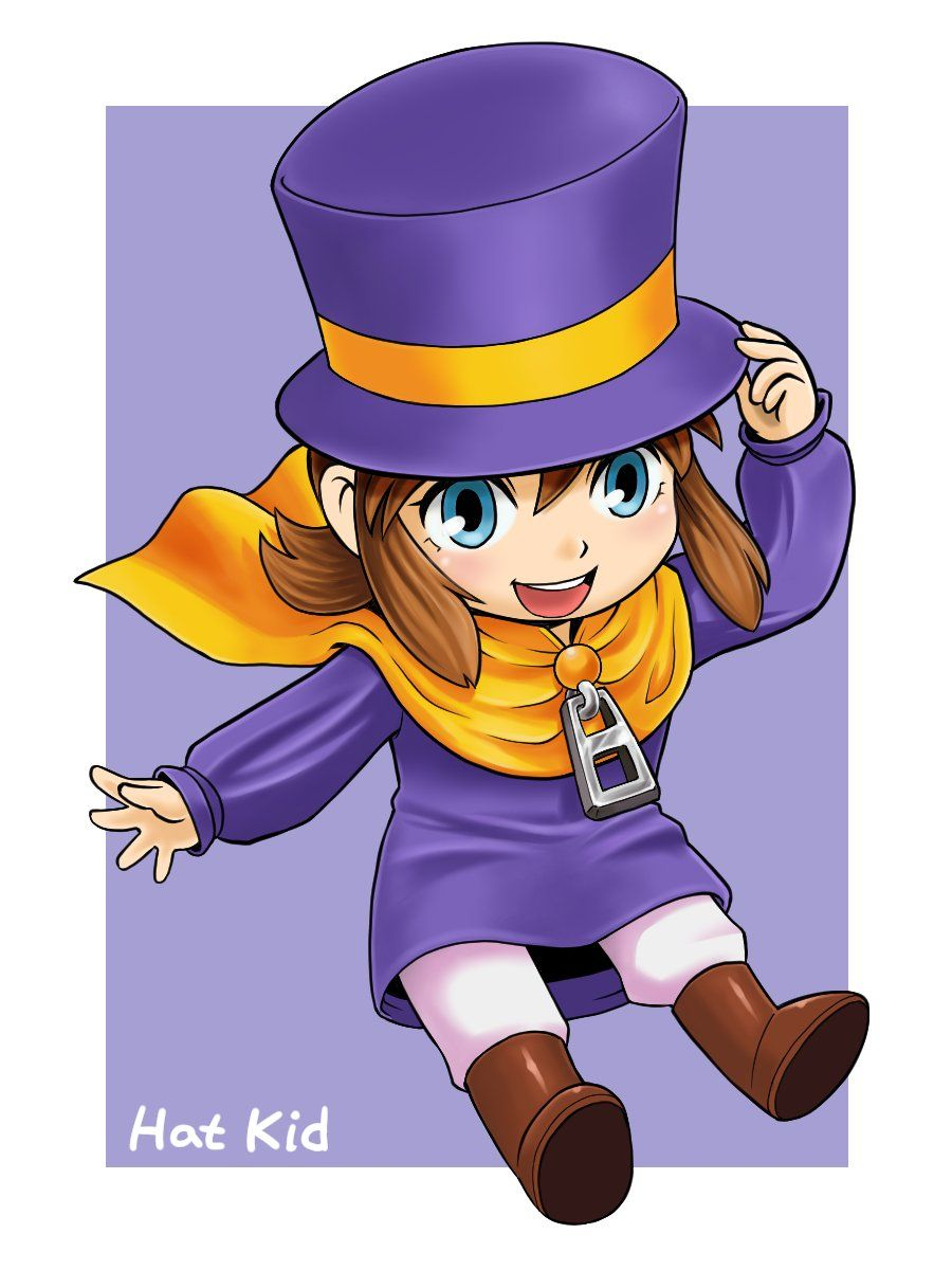 Https Twitter Com A Hat In Time Anime Animation