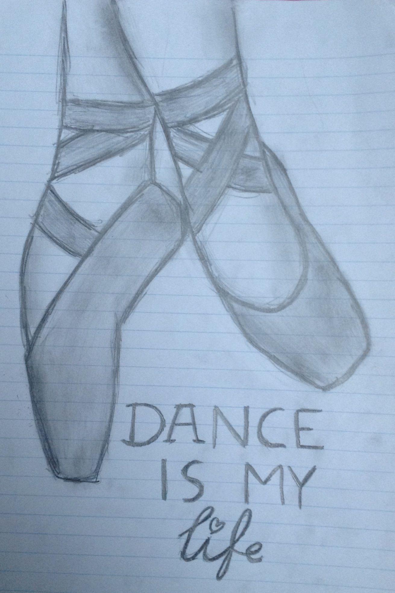 The Gift Of Dance Dengan Gambar Sketsa Lukisan Huruf Lukisan