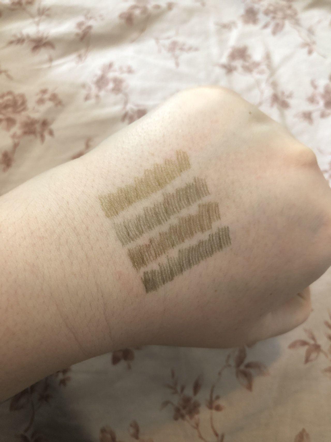 1ffd2635626 This Maybelline Tattoo Studio Brow Tint Pen Review Has Me Kissing  Microblading Goodbye #EyebagsUnderEyes