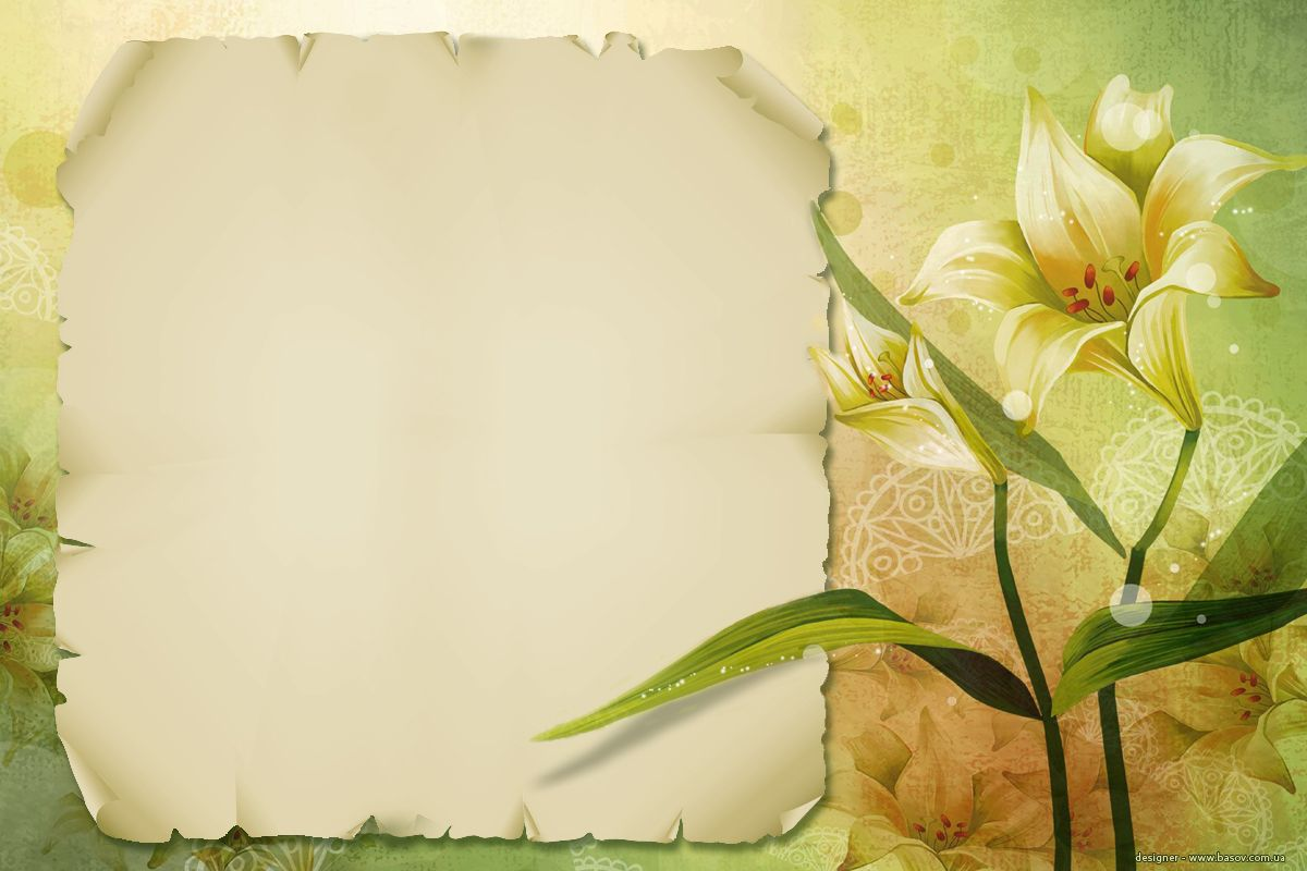floral-paper-frame-design-backgrounds-powerpoint | FRAMES and ...
