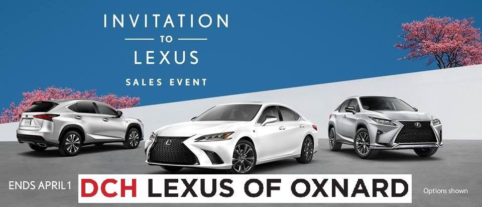 Be Our Guest Lexus Dealership Lexus Sedan New Lexus