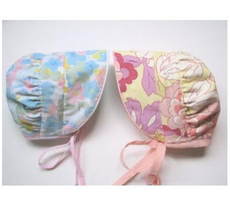 DIY Baby Sunhats: Patterns, Kits & Tutorials | Hüte, Mütze und Nähen