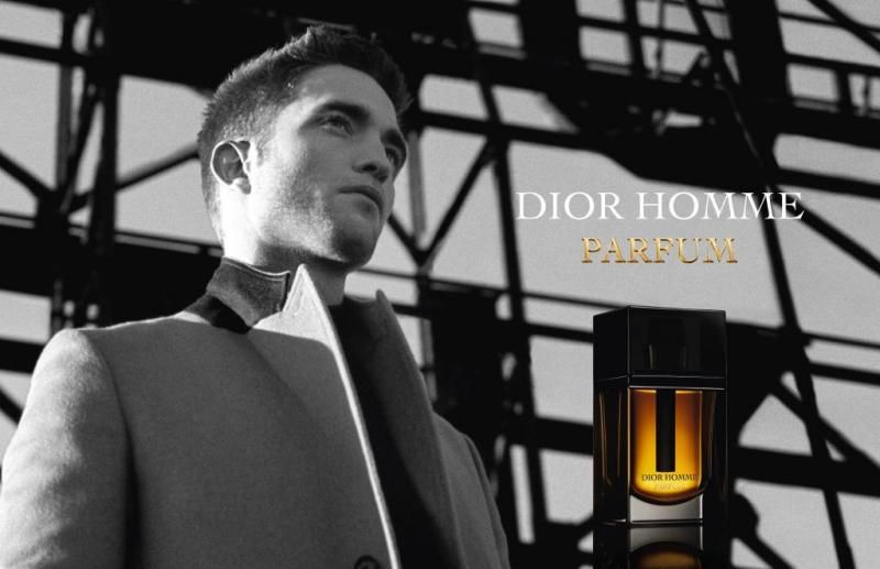 "DIOR: Robert Pattinson ""embodies this freedom-loving, magnetic, radiant and elegant man"
