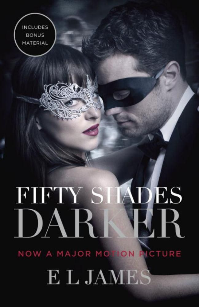 Fifty Shades Darker Movie Tie In Edition Book Two Of The