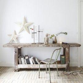 console tabli brocante d co vintage industrielle brocante little home pinterest deco. Black Bedroom Furniture Sets. Home Design Ideas