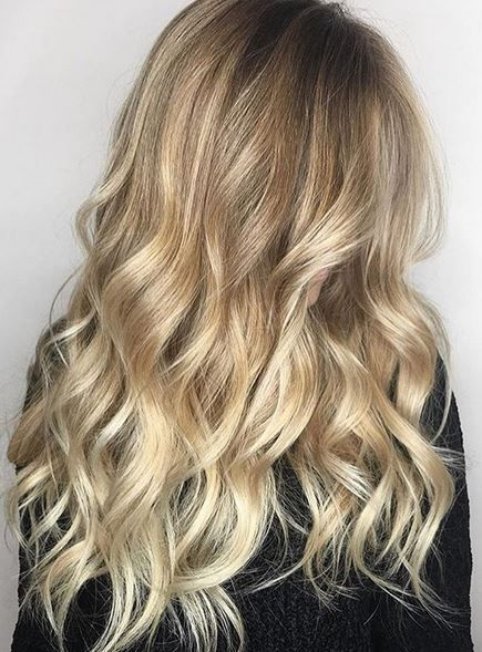 Trendy Hair Color Ideas 2017 2018 Gorgeous Natural Blonde Hair