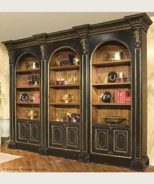 Habersham Cabinets Kitchen: Habersham - Toujours Bookcase