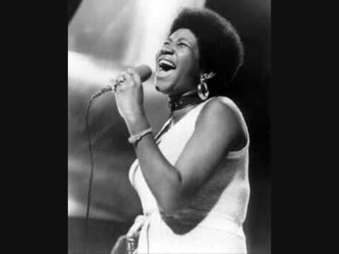 """""""Today I Sing the Blues"""" by Aretha Franklin......I love this...no one is quite like Aretha!"""