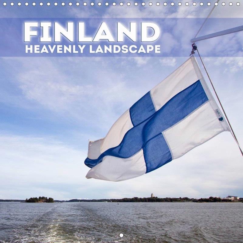 FINLAND Heavenly Landscape - CALVENDO