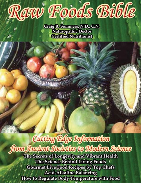 This website contains excerpts from every chapter in the book and raw foods bible i gonna tryay for me lol forumfinder Gallery