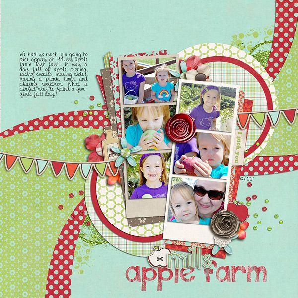 Mills Apple Farm - Scrapbook.com