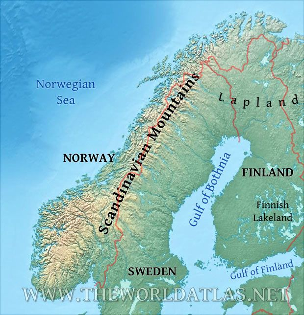 Pin By Emily Fredenburgh On Countries Norway Norway Map Norway Viking