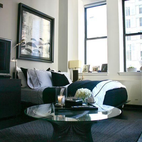 Small Nyc Apartment Living Room Ideas: Small Spaces, NYC Style: 10 Homes Under 600 Square Feet