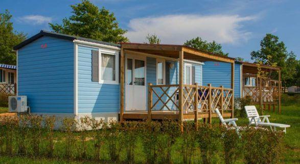 Hiške v kamp Park Umag za samo 135€ 3 nočitve Park