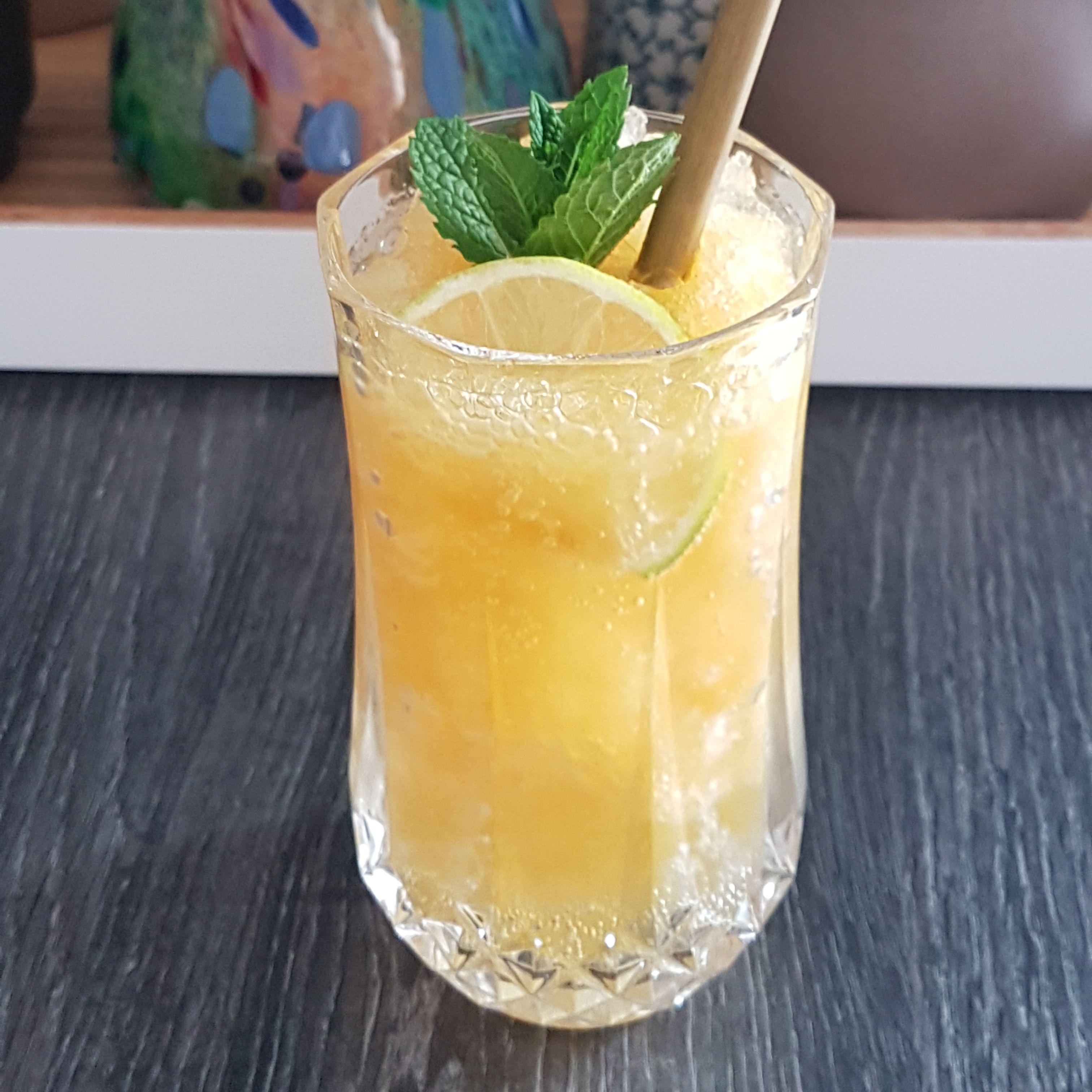 Cocktail avec du Rhum Don Papa | Audrey Cuisine | Recette | Boisson apéritif, Rhum don papa, Audrey cuisine