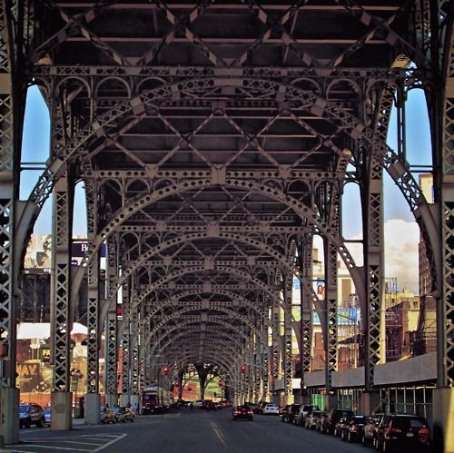 Manhattan. Under The 125th Street Viaduct. Rent-Direct.com