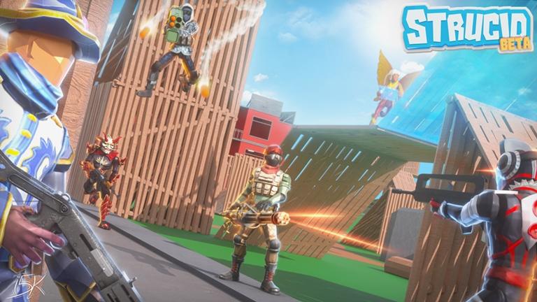 New Gamemode! Strucid [BETA] - Roblox | Roblox, Fortnite ...
