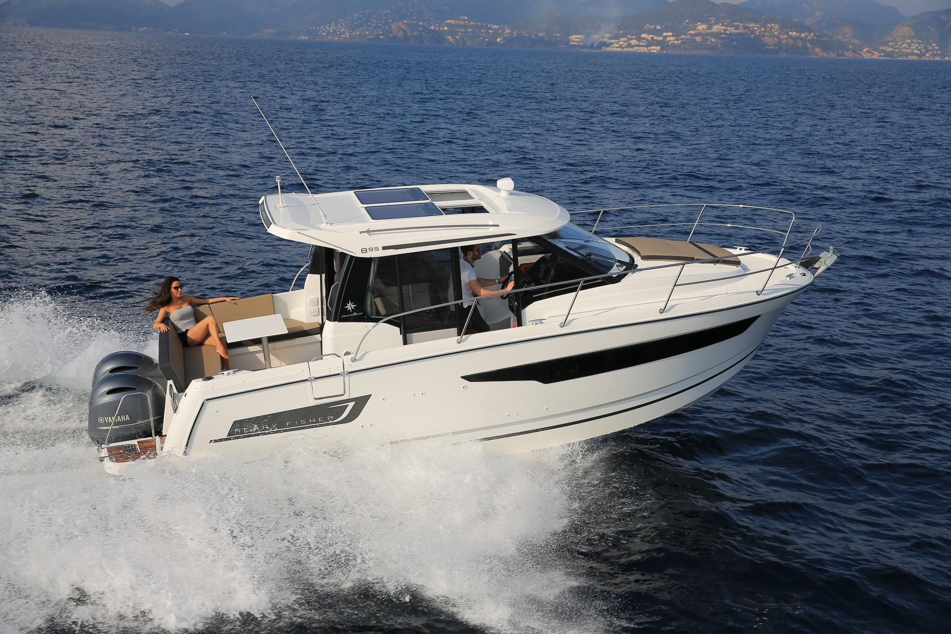 Merry Fisher 895 Jeanneau Boats Yachts & boats