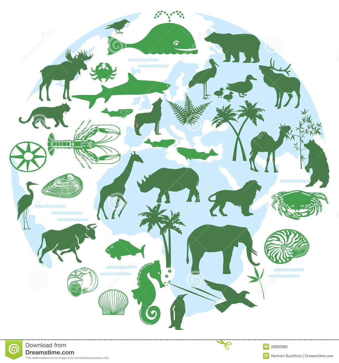 Biodiversity Is The Variety Of Life The Variety Of