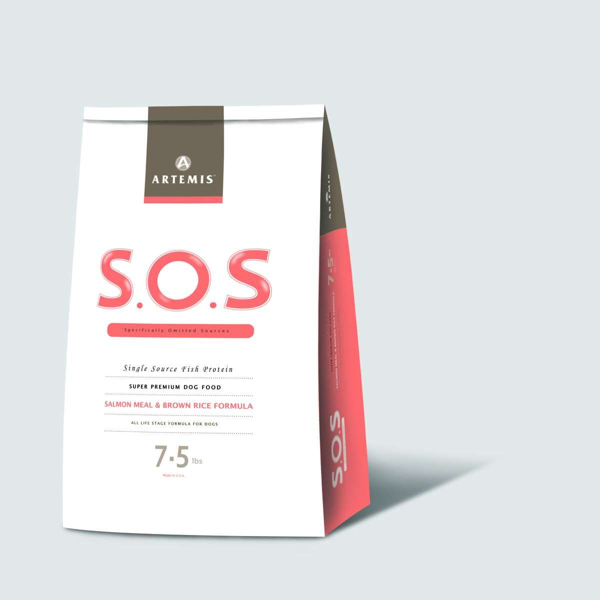 Sos Line Highly Limited Ingredient Single Source Protein Dog