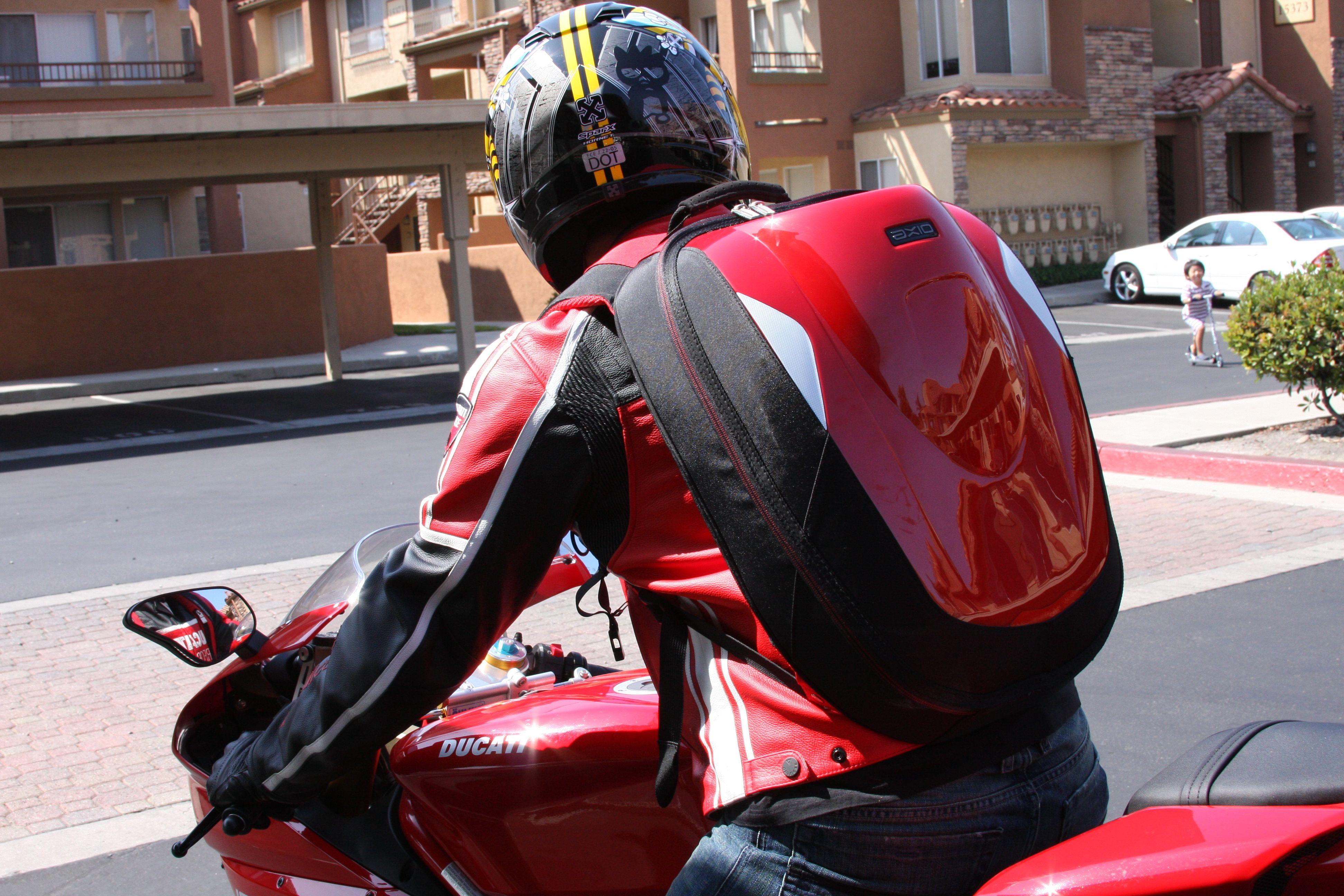 Best Hardshell And Hardcase Backpacks Motorcycle Luggage Backpacks Motorcycle Gear