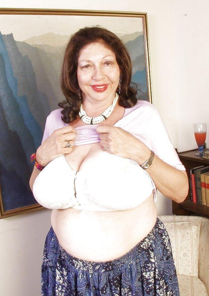 mature Elaine british