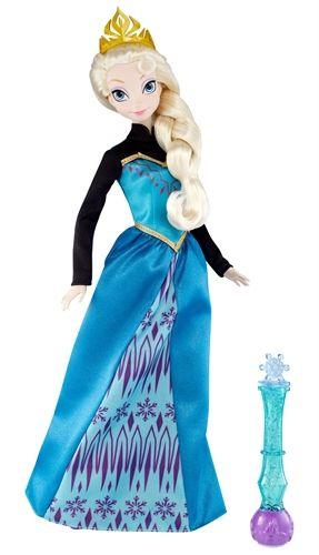Disney Princess, Frozen, Color Change, Elsa fra Lekmer. Om denne nettbutikken: http://nettbutikknytt.no/lekmer/