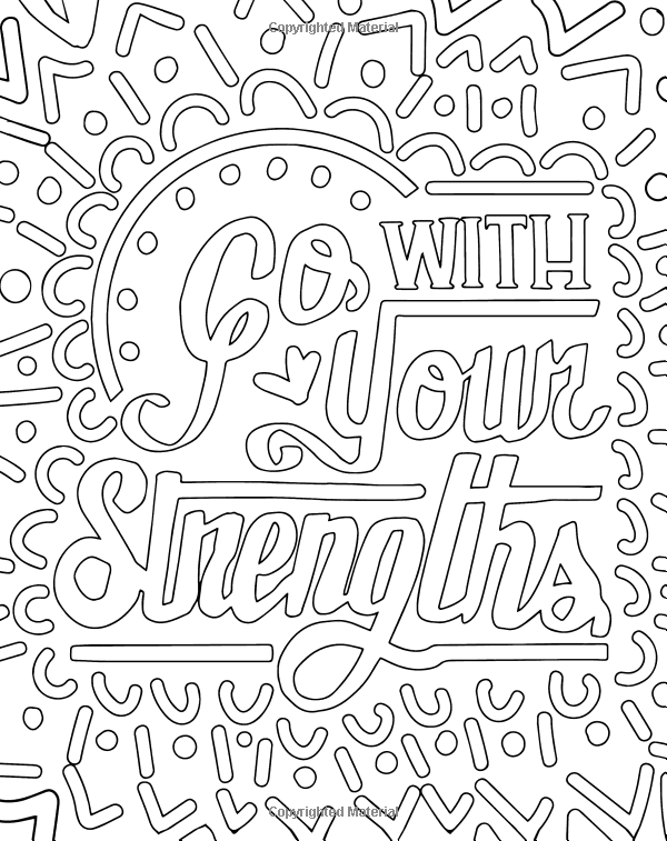 Amazon.com: You Got This: A Mantra Coloring Book ...