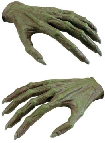 Harry Potter Child's Dementor Hands - 9717 Features: -Perfect way to complete a dementor costume.-Authentic dementor costume hands.-Great Halloween costume item.-For children.-Gender: Unisex. - More Accessories - Apparel - $9.13